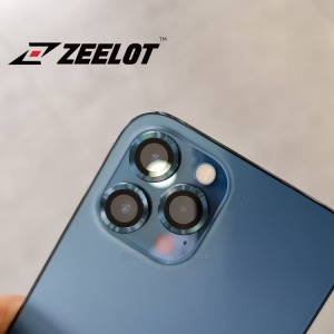 Vòng nhôm camera iPhone 12 ProMax hiệu Zeelot